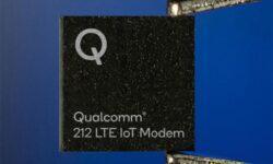Модем Qualcomm 212 LTE рассчитан на устройства для Интернета вещей