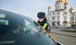 Московские таксисты будут проверять электронные пропуска клиентов с помощью мобильного приложения