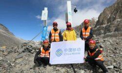 На Эвересте появилась поддержка 5G