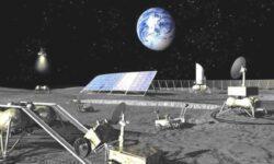 NASA хотят отправить на Луну миниатюрные марсоходы