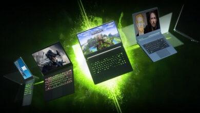 Фото Названы особенности обновлённых мобильных видеокарт GeForce RTX 2060 и RTX 2070