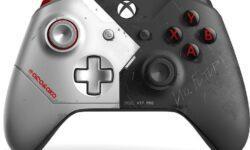 Не страшно поцарапать: эксклюзивный геймпад Xbox в стиле Cyberpunk 2077 поступил в продажу