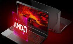 Ноутбуки на процессорах AMD завоевали поразительную популярность в России