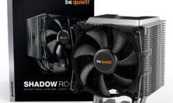 Новая статья: Обзор процессорного кулера be quiet! Shadow Rock 3: тень, скала и тишина