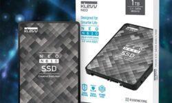 Новые SSD-накопители KLEVV: два варианта исполнения и три варианта вместимости