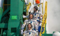 Новый экипаж не занёс на МКС коронавирус