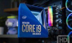 Опубликованы характеристики и цены процессоров Intel Core 10-го поколения