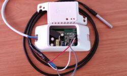 Пишем прошивку под TI cc2530 на Z-Stack 3.0 для Zigbee реле Sonoff BASICZBR3 с датчиком ds18b20