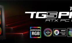 ПК-корпус Sharkoon TG5 Pro RGB вмещает видеокарты длиной до 400 мм