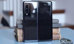 Рассекречена конфигурация камер смартфона Galaxy Fold 2 с гибким дисплеем