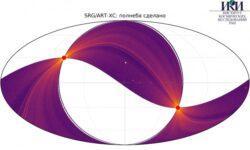 Российский телескоп на борту обсерватории «Спектр-РГ» осмотрел половину неба