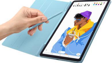 Фото Samsung Galaxy Tab S6 Lite: планшет с 10,4″ дисплеем и поддержкой пера S Pen