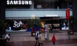 Samsung: пандемия ударила по продажам смартфонов и ТВ, придётся корректировать планы