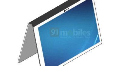 Photo of Samsung запатентовала планшет со встроенной подставкой
