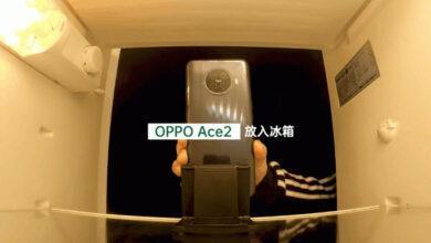 Фото Смартфон OPPO Ace2 установил рекорд в тесте AnTuTu с 627 553 баллами