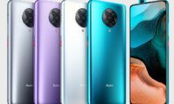 Смартфон Xiaomi Poco F2 Pro получит четверную камеру