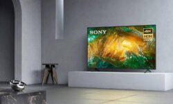 Sony начала продавать телевизоры с поддержкой Apple HomeKit и AirPlay 2