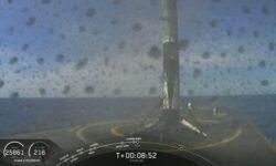 Состоялся 84-й запуск Falcon 9: SpaceX вывела ещё 60 спутников Starlink