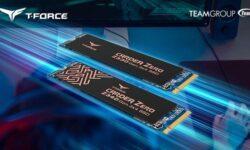 Team Group T-Force Cardea Zero Z330/Z340: SSD-накопители М.2 NVMe ёмкостью до 1 Тбайт