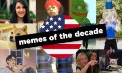 Топ-10 мемов прошедшего десятилетия