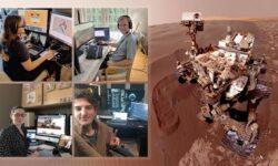 Учёные NASA управляют марсоходом Curiosity прямо у себя дома