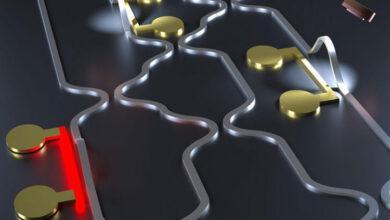 Фото Учёные сделали шаг в сторону ПЛИС на оптических вентилях