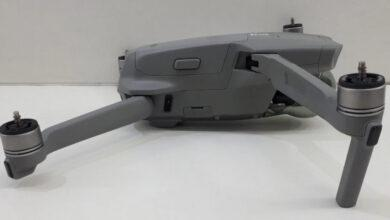 Фото Утечка руководства DJI Mavic Air 2 — скорость 68 км/ч, 48-Мп камера и прочее