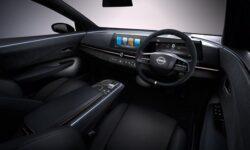 В Nissan обосновали отказ от «планшета» на центральной консоли концепта Ariya
