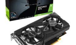В серию видеокарт GALAX GeForce GTX 1650 GDDR6 вошла низкопрофильная модель