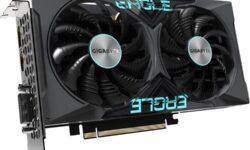 Видеокарта GIGABYTE GeForce GTX 1650 D6 Eagle OC оснащена памятью GDDR6