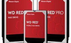 Western Digital преднамеренно ухудшила некоторые модели HDD семейства RED