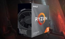 Zen 2 становится доступнее: представлены AMD Ryzen 3 3300X и 3100, а также чипсет B550