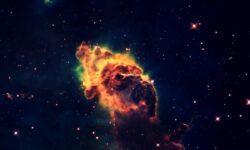 Астрономы открыли новый тип взрывов в космосе
