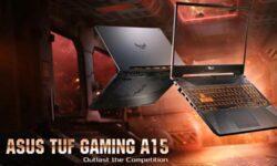 ASUS открыла предзаказ на первые в России игровые ноутбуки с процессорами AMD Ryzen 4000