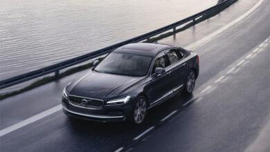 Фото Автомобили Volvo больше не смогут разгоняться свыше 180 км/ч
