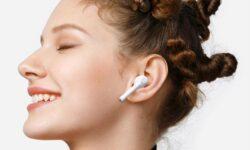 Беспроводные наушники-вкладыши Huawei FreeBuds 3i снабжены активным шумоподавлением