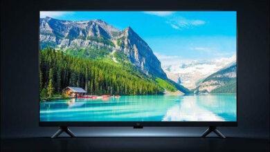 Фото Безрамочный телевизор Xiaomi Mi TV Pro с диагональю 32″ стоит $125