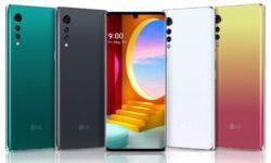 Цена смартфона LG Velvet 5G оказалась в 1,5 раза выше ожидаемой