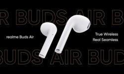 Доступные беспроводные наушники Realme Buds Air с шумоподавлением представлены в России