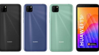 Фото Доступные смартфоны Huawei Y5p и Y6p на чипе Helio P22 позируют во всей красе
