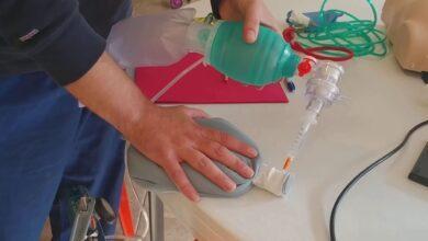 Фото Дыхательный мешок или Мешок Амбу – что нужно знать?
