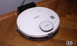 Ecovacs Deebot Ozmo 900 — такой пылесос есть не у каждого
