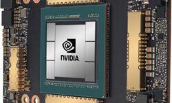 Флагманский графический процессор NVIDIA GA100 не годится для игр