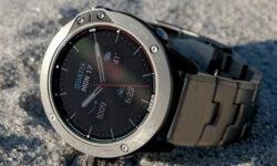 Garmin представила смарт-часы Quatix 6X Solar с поддержкой подзарядки солнечной энергией