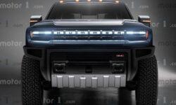 General Motors рассказала об особенностях электрической версии внедорожника Hummer