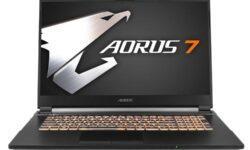 Gigabyte выпустила игровые ноутбуки Aorus 5 vB и 7 vB на базе Core i7-10750H