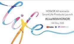 Honor представит 18 мая ноутбук MagicBook Pro нового поколения