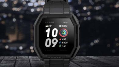 Фото Huami анонсировала защищённые фитнес-часы Amazfit Ares по цене $70