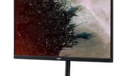 Игровой монитор Acer XV272XU предлагает частоту 165-Гц и поддержку FreeSync и G-Sync