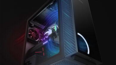 Фото Игровые десктопы HP OMEN 25L и 30L доступны в версиях с чипами AMD и Intel
